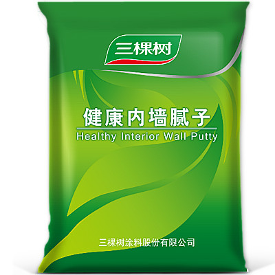Healthy Interior Wall Putty (Water-Resistant)
