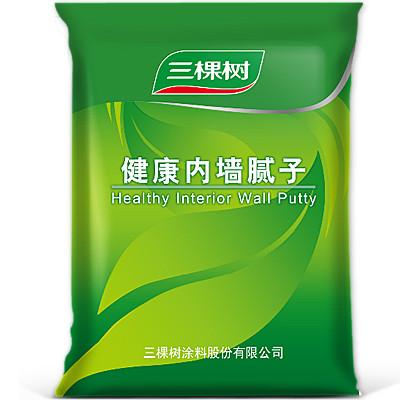 Healthy Interior Wall Putty