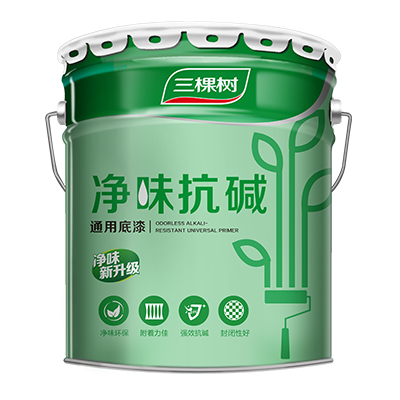 Odorless Alkali-Resistant Universal Primer