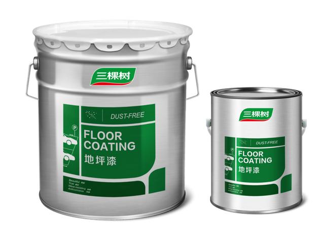 Solvent-Free Polyurethane Floor Coating