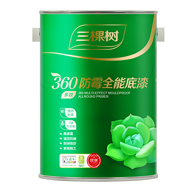 360 Multi-Effect Mouldproof Allround Primer