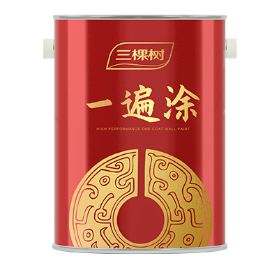 High Performance One Coat Wall Paint